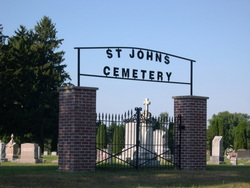 Saint John the Evangelist Catholic Cemetery