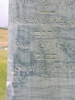 Susannah Nelson