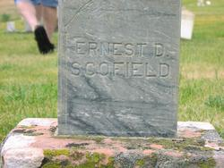 Ernest D Scofield