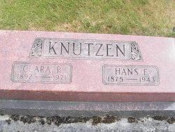 Hans Frederick Knutzen