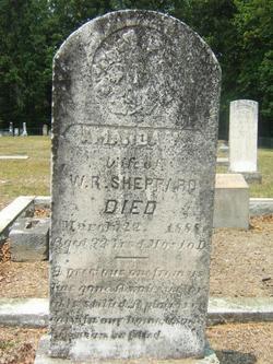 Amanda Addie <i>Whisnant</i> Sheppard