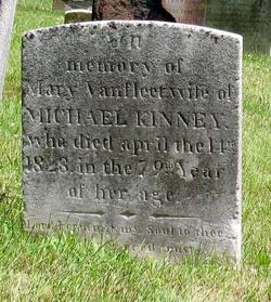 Mary <i>Van Fleet</i> Kinney