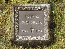Louis Edward Dooney Grondin, Jr