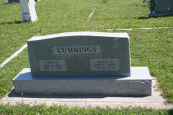 Cora E <i>Lavender</i> Cummings