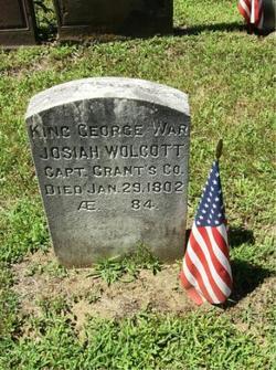 Josiah Wolcott