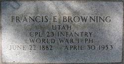 Frances Earl Browning