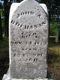 John A. Buchanan