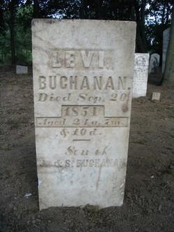 Levi Buchanan