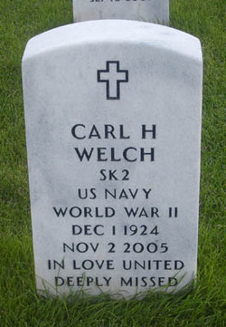 Carl H. Welch