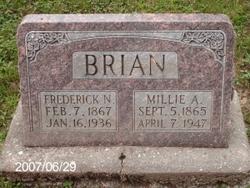 Frederick N Brian