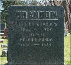 Helen Elizabeth <i>Fonda</i> Brandow