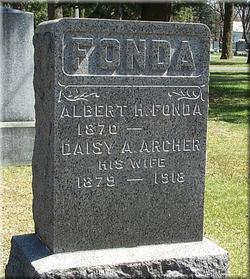 Daisy Amelia <i>Archer</i> Fonda