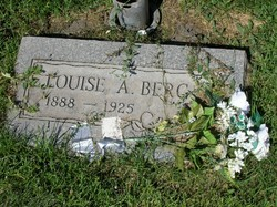 Louise A. <i>Born</i> Berg