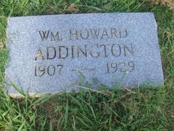 William Howard Addington