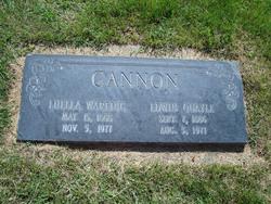 Edwin Quayle Cannon