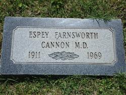 Dr Espey Farnsworth Cannon