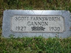 Scott Farnsworth Cannon