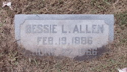 Bessie L. Allen