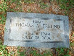 Thomas A Freund
