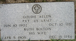 Goldie Allen