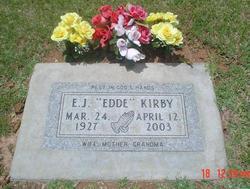 Edna Josephine Edde <i>Hickey</i> Kirby
