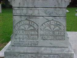 A Benjamin Leigh, Sr