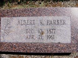 Albert Ralph Parker