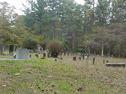 Tranquil Cemetery
