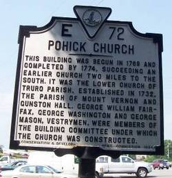 Pohick Episcopal Church Cemetery