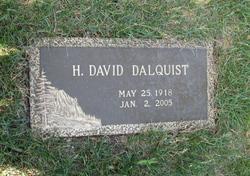 H. David Dalquist, Sr
