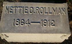 Annetta Nettie <i>Craig</i> Rollman