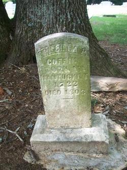 Priscilla Paddock Coffin