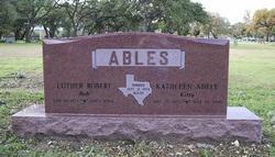 Kathleen Adele Kitty <i>Glaze</i> Ables