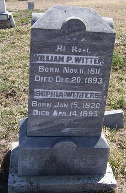 Sophia <i>Glass</i> Witters