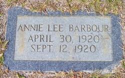 Annie Lee Barbour
