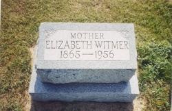 Elizabeth <i>Liechty</i> Witmer