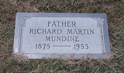Richard Martin Mundine
