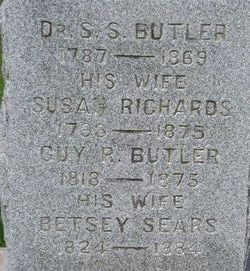 Susan <i>Richards</i> Butler
