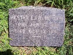 Hester E. <i>Eveland</i> Fryberger
