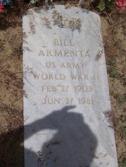 Bill Armenta