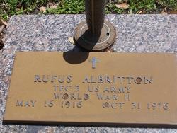 Rufus Albritton