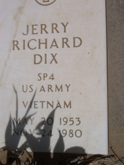 Jerry Richard Dix