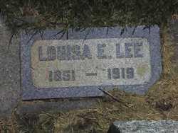 Harriet Louisa <i>Ellis</i> Lee