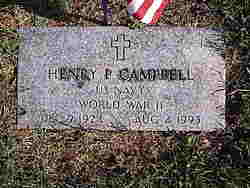 Henry P Campbell