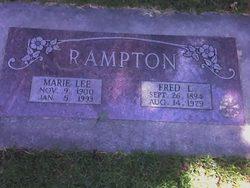 Marie <i>Lee</i> Rampton