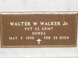 Walter Wallace Walker, Jr