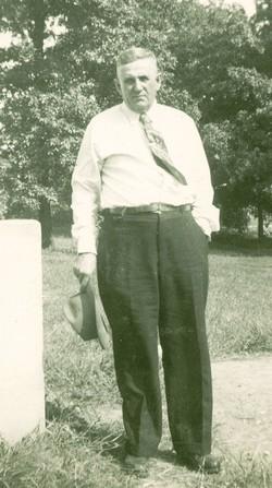 Walter Wallace Walker, Sr