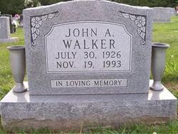 John Alfred Walker