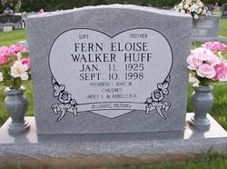 Fern Eloise <i>Walker</i> Huff