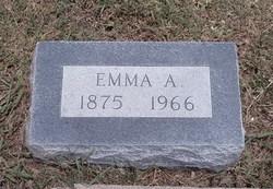 Emma A. Shubert